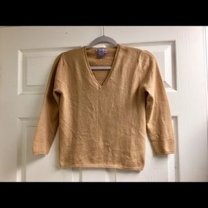 Calypso christiane celle cashmere sweater size M